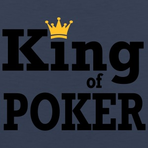 King of Poker - Tank top męski Premium