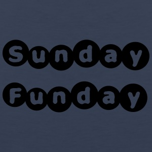 Sunday Funday - Men's Premium Tank Top