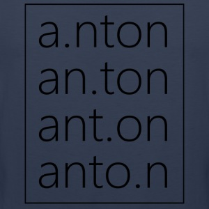 Anton Fashion - Premium singlet for menn