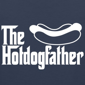 The Hotdogfather - Men's Premium Tank Top
