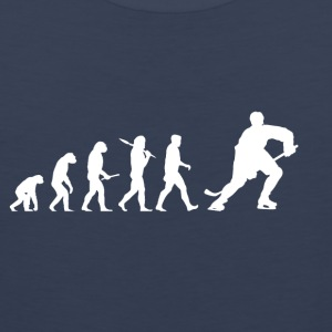 Evolutie hockey! IJshockey! ijshockey - Mannen Premium tank top
