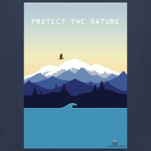 Protect Nature - Men's Premium Tank Top