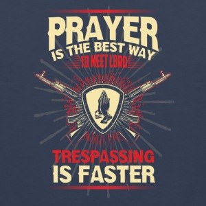 PRAYER - Men's Premium Tank Top