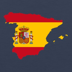 The shirt for Spaniards, Spain - Men's Premium Tank Top