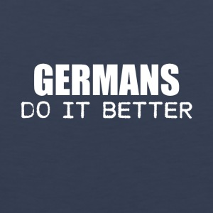 German - Men's Premium Tank Top