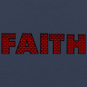 Faith Wall - Men's Premium Tank Top