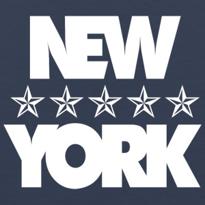 NEW YORK - Premium singlet for menn