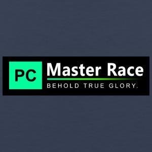 PC Master Race - Premium singlet for menn