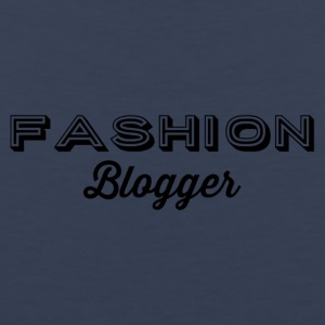 Fashion blogger from Germany - Men's Premium Tank Top