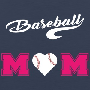 Baseball Mom3 - Männer Premium Tank Top