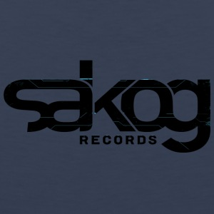 Sakog Records - Mannen Premium tank top