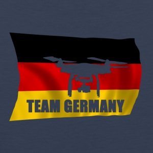 team Germany - Men's Premium Tank Top