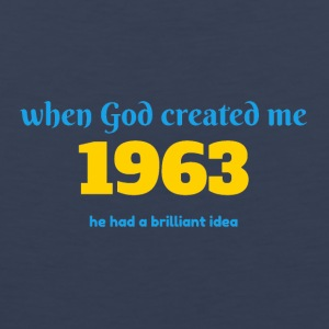 God idea 1963 - Men's Premium Tank Top