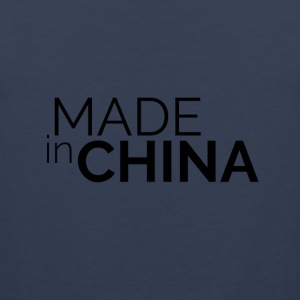 Made In China - Débardeur Premium Homme