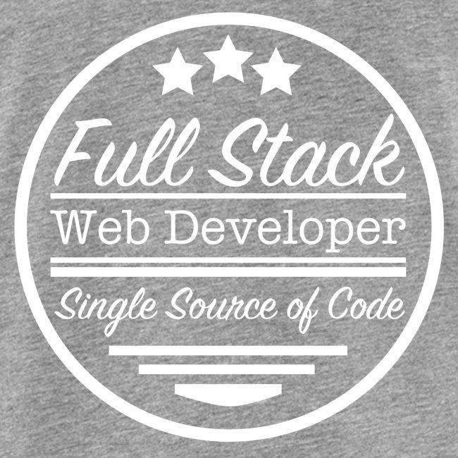 Full Stack Web Developer