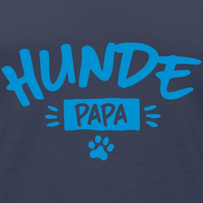 Vorschau: Hunde Papa - Männer Premium Tank Top