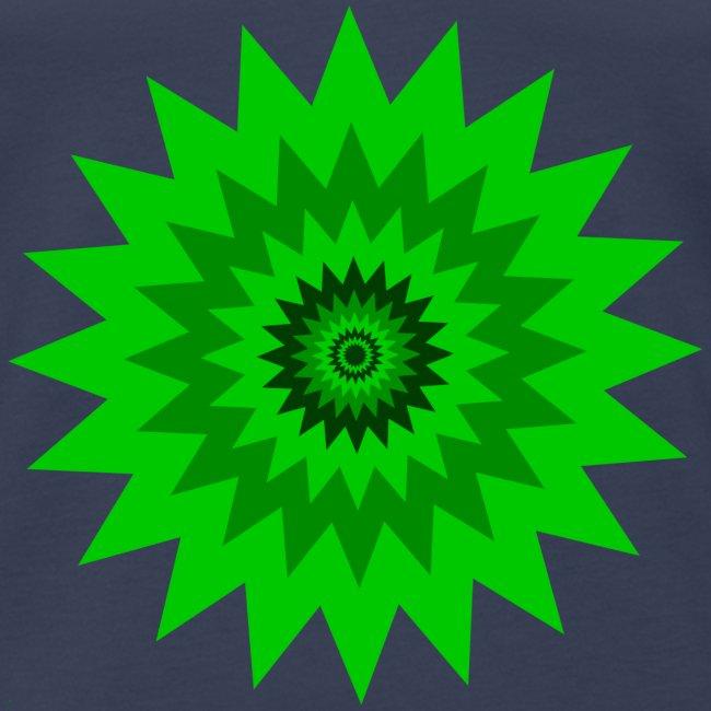 Grüne Sonne