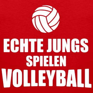 Volleyball T-Shirts - Volleyballer - Team T-Shirts - Männer Premium Tank Top