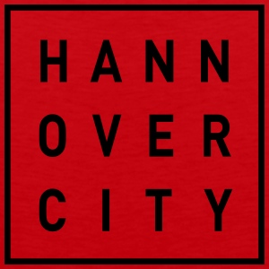 HANNOVER CITY - Men's Premium Tank Top