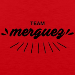 team merguez - Mannen Premium tank top