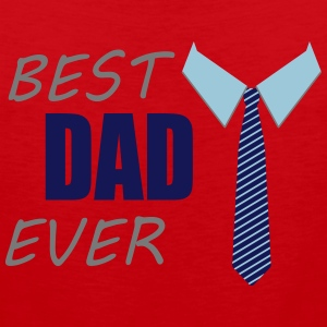 BEST DAD EVER - Men's Premium Tank Top