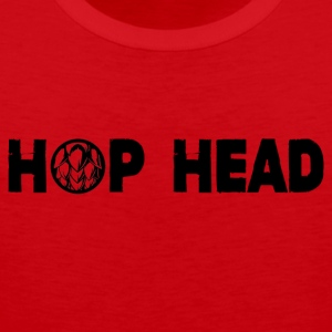 HOP HEAD 2 - Mannen Premium tank top