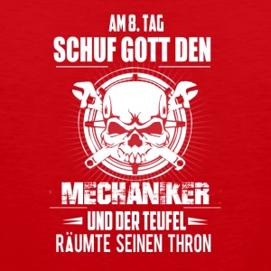 Mechaniker - Männer Premium Tank Top