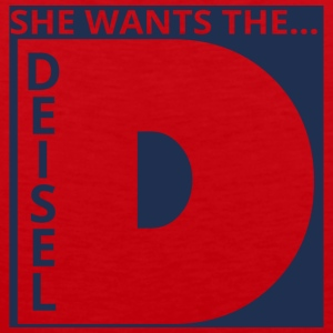 Mechanic: She wants the ... Deisel - Men's Premium Tank Top