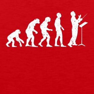 EVOLUTION DYRYGENT! - Tank top męski Premium