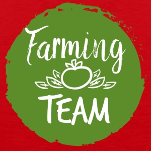 Farmer / Farmer / Bauer: Farming Team - Men's Premium Tank Top
