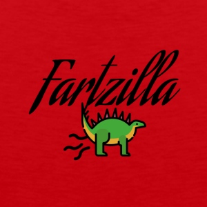 Fartzilla - Men's Premium Tank Top