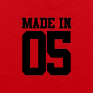 MADE IN 05-2005 - Herre Premium tanktop