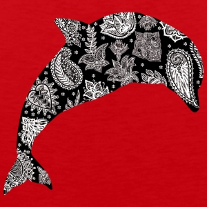 dolphin78 - Men's Premium Tank Top