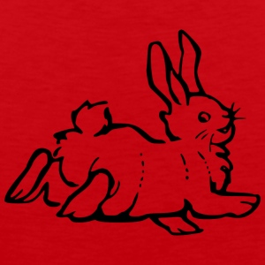 rabbit161 - Men's Premium Tank Top