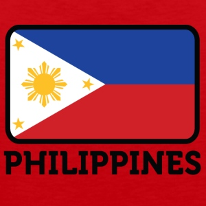 National Flag Of The Philippines - Men's Premium Tank Top