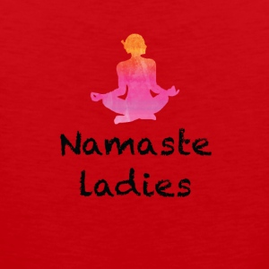 Namaste ladies - Men's Premium Tank Top
