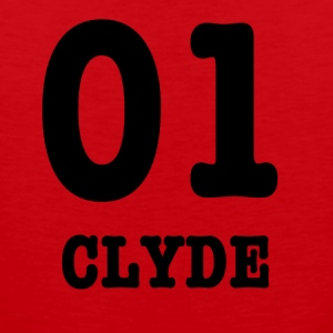 clyde - Men's Premium Tank Top