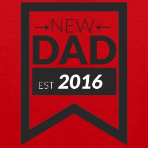 NEW DAD SEDAN 2016 - Premiumtanktopp herr