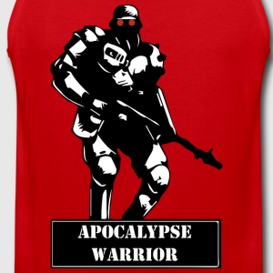 Apocalyps Warrior - Mannen Premium tank top