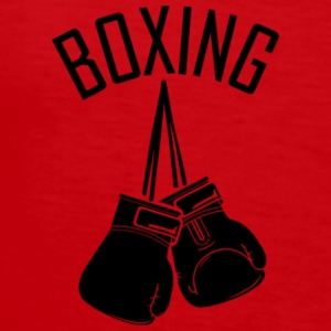 Boxing - Men's Premium Tank Top