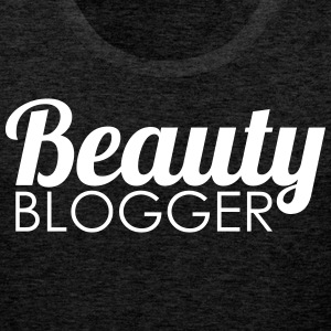 Beauty Blogger - Tank top męski Premium