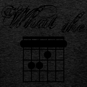 What the F-Chord - Männer Premium Tank Top