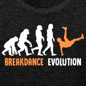 ++ ++ Breakdance Evolution - Men's Premium Tank Top