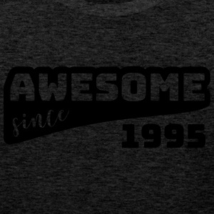 Awesome since 1995 / Birthday-Shirt - Men's Premium Tank Top
