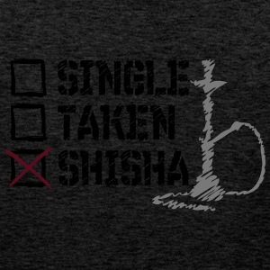 SINGLE TAKES SHISHA - Men's Premium Tank Top