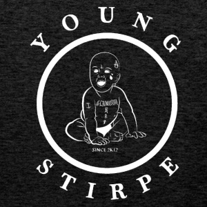 YOUNG.STIRPE - Männer Premium Tank Top