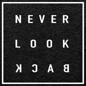 Never Look Back - Tank top męski Premium