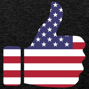 Thumbs up - USA - Männer Premium Tank Top