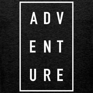 ADVENTURE - Männer Premium Tank Top