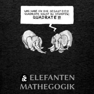 ELEPHANT MATE HEGOGRAM (1): QUADRATOSTAMP (1) [GS] - Men's Premium Tank Top